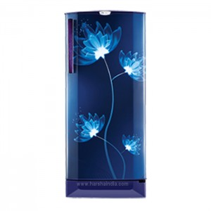 Godrej Refrigerator Direct Cool 190L RD EPRO 205 TAF 3.2 Glass Blue