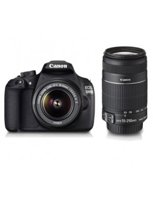 Canon Digital SLR Camera EOS1200D 18-55 IS+55-250MM