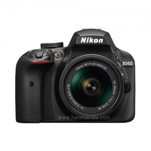 Nikon Digital SLR Camera D3400 18-55 +70-300VR Kit