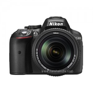 Nikon Digital SLR Camera D5300 18-55 Kit