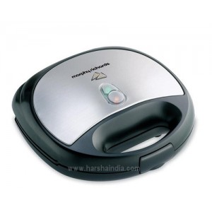 Morphy Richards Sandwich Maker SM3006 Toaster,Waffle & Grill 370042