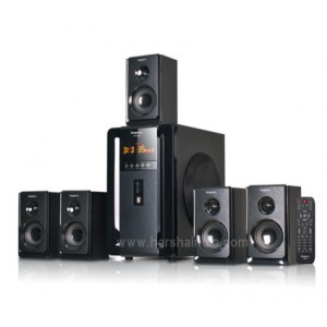 Impex Multi Media Speaker 5.1 Fusion
