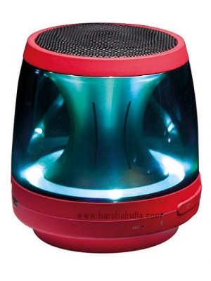 LG Wireless Portable Speaker PH1R.Aindllk Red