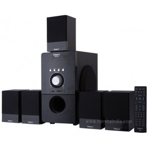 Impex Multimedia Speaker 5.1 Bravo