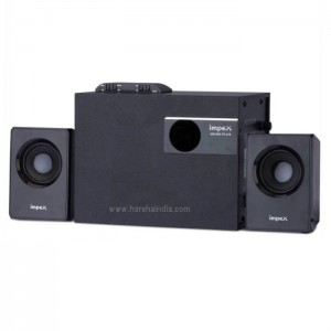Impex Multimedia Speaker 2.1 Micro Plus