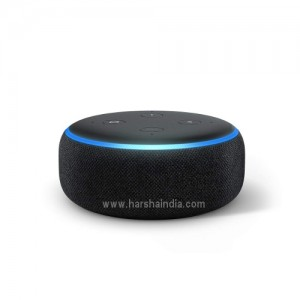 Amazon Alexa Speaker Echo Dot Black AMZG5031