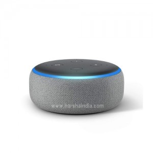 Amazon Alexa Speaker Echo Dot Gray AMZG5033