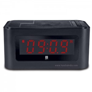 iBall Portable Speaker Clock Sound Station