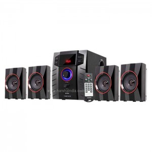 Intex Multimedia Speaker 4.1 XV 3005 TUFB