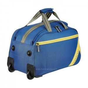 Aristocrat Duffle Strolley Bag Dawn 52 Blue