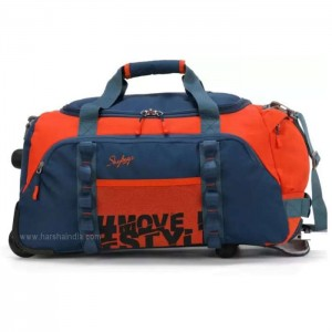 Skybags Hustle Duffel 55 Orange