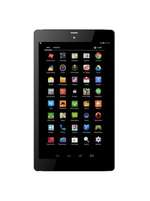 Micromax Canvas Tab P666 3G Black