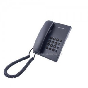 Panasonic Corded Phone KX-TS500MX Blue