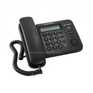 Panasonic Corded Phone KX-TS580MX Black