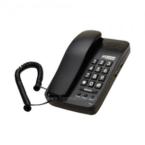Beetel Corded Phone B15 Black