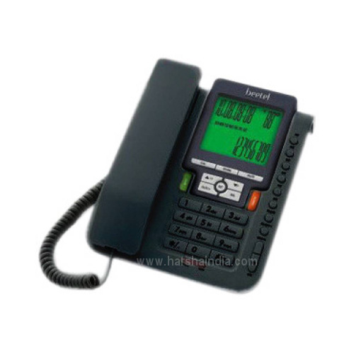 Beetel Corded Phone M71 Black