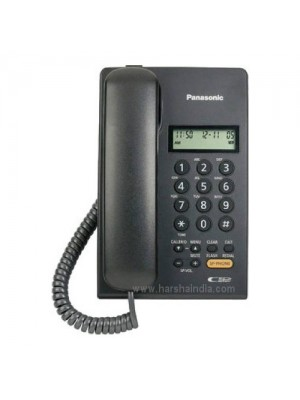 Panasonic Corded Phone KX-TSC62SXB Black