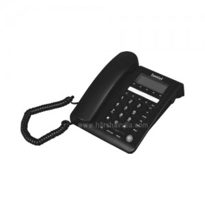 Beetel Corded Phone M59 Black