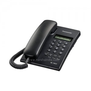 Panasonic Corded Phone KX-TSC60SXB Black