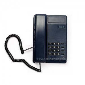 Beetel Corded Phone B11 Blue