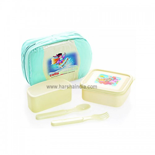 Cello Lunch Pack Soft Touch Skuba 2 Container