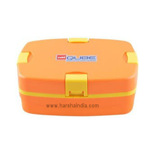 Cello Lunch Box Qube Square Small