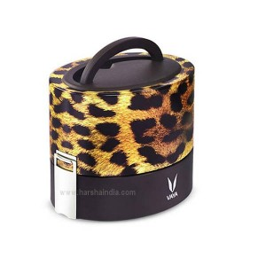 Vaya Tyffyn Box 600ML Cheetah LB00060SS07
