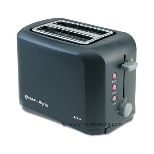Bajaj Toaster Majesty Auto Pop ATX9