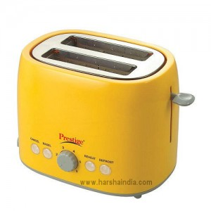 Prestige Pop Up Toaster Plastic Yellow PPTPKY
