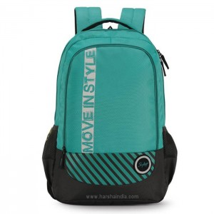Skybags Backpack Luke 02 Sea Green