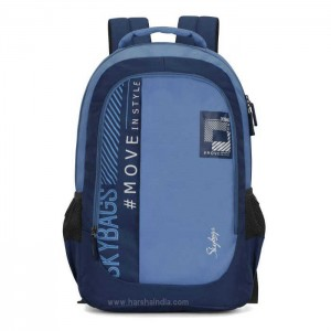 Skybags Backpack Beatle 1 Blue