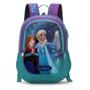 Skybags Backpack Frozen Champ 03 Plum