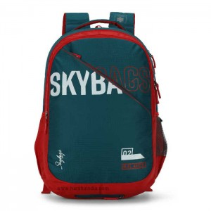Skybags Backpack Figo Extra 03 Teal