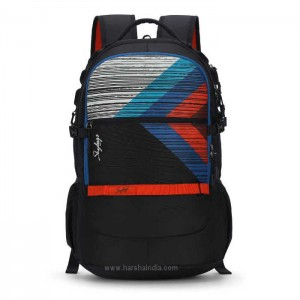 Skybags Backpack Herios Plus 01 Black