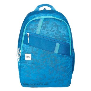 Wildcraft Backpack Wiki 4 Jacquard Blue