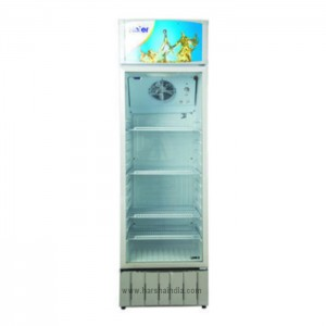 Haier Visi Cooler 340L HVC-340GHC Glass Door