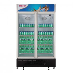 Haier Visi Cooler 700L HVC-710G Glass Door
