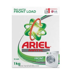 Ariel Detergent Powder Matic Front Load 1KG