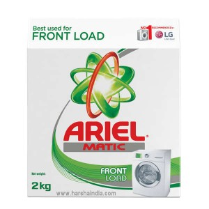 Ariel Detergent Powder Matic Front Load 2KG