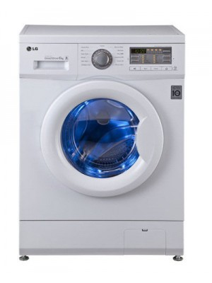 LG Washing Machine Auto Front Loader Tumble Wash F10B8NDL2 6.0KG