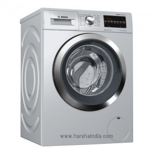 Bosch Washing Machine Auto Front Loader Tumble Wash WAT28469 8.0KG Silver