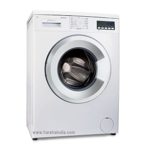 Godrej Washing Machine Automatic Front Loader Eon 600PAE 6.0KG White