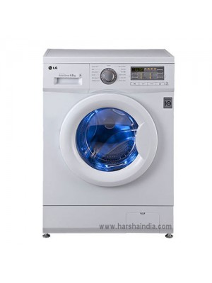 LG Washing Machine Auto Front Loader Tumble Wash FH0B8WDL2 6.5 Kg White