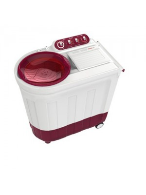 Whirlpool Washing Machine Semi Twin Tub Ace 7.2 Royale 7.2KG Coral Red
