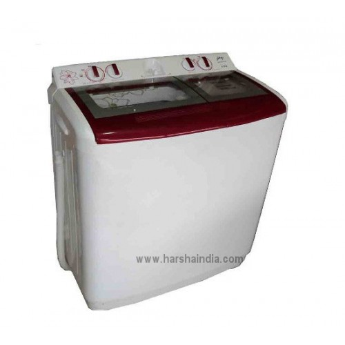 Godrej Washing Machine Semi Twin Tub GWS 8502 PPL 8.5KG Apple Red