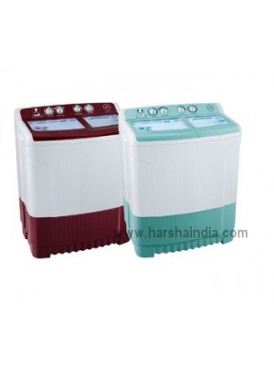 Godrej Washing Machine Semi Twin Tub WS 680 CT 6.8 KG Wine Red