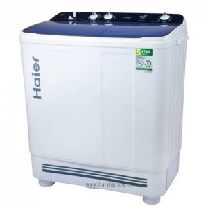 Haier Washing Machine Semi Twin Tub HTW90-1159FL 9.0KG