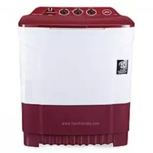 Godrej Washing Machine Semi Twin Tub WS Edge CLS 7.2 PN2 M Wine Red 7.2 kg