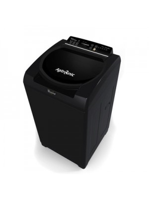 Whirlpool Washing Machine Auto Top Loader Agitronic Power Wash 6512SD  Black 6.5KG