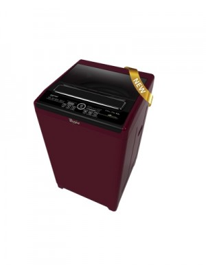 Whirlpool Washing Machine Auto Top Loader Royale 6212SD Wine Chrome 6.2KG